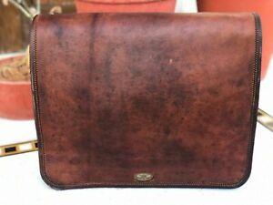 Men Shoulder Handbag Business Best Bag For Laptops Briefcase Leather Messenger