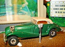 100% HOT WHEELS 1937 MERCEDES 540K  LIMITED EDITION 1/64 1930'S LUXURY