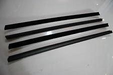 Mercedes Benz W123 W126 Abdichtschiene Leiste Gummi Tür Fenster Satz 1267250365