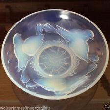 Art Deco Antique Original Clear Glass
