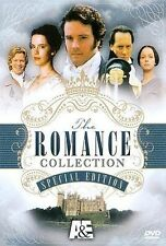 The Romance Collection: Special Edition (Pride and Prejudice / Emma / Jane Eyre