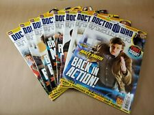 Doctor Who Insider Magazines - Issues 001-009