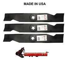 "48"" High Lift Blades replace Husqvarna Craftsman Ayp 173920 180054 539107519 USA"