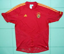 CAMISETA SHIRT FUTBOL SELECCION ESPAÑA ANTIGUA EUROCOPA 2004 ADIDAS. FOOTBALL