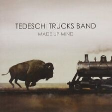 TEDESCHI TRUCKS BAND - MADE UP MIND  CD NEU