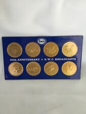 Enco 35th Anniversary S.W.C. Broadcasts Collector Coin Set 1968
