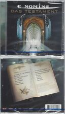 CD--NM-SEALED-E NOMINE -1999- -- DAS TESTAMENT