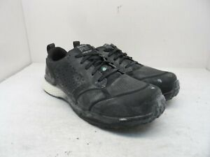 Timberland PRO Men's Reaxion Composite Toe Work Shoes A21SS Black/White 10.5W
