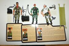 GI JOE COBRA CONVENTION 2010 Z FORCE JAMMER GAUCHO LIFELINE COMPLETE ACTION