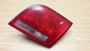AUDI A3 2006 8P OSR REAR INNER RIGHT DRIVER SIDE TAIL LIGHT 8P4945094B #1271_SS