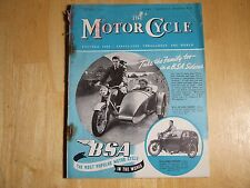 THE MOTORCYCLE MAGAZINE 29 MAY 1952 499 & 348 MANX NORTONS