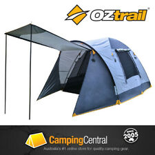 OZTRAIL GENESIS 4V Dome Hiking Man 4 Person Tent