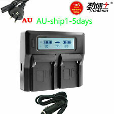 Battery Charger DMW-BLE9 BLE9E BLG10E BLG10 for DMW-BLE9 BLG10 GF3 GF6 GX7 LX100