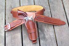 Reddog Leather Cowboy Fast Draw Western Holster & Belt, CFDA Basic