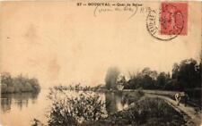 CPA Bougival Quai de Seine (617969)
