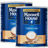 Maxwell House Cappuccino 2 x 750g  ( BIG 750g TUB )