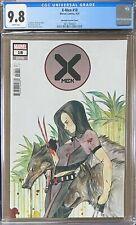 X-Men #18 Momoko Variant CGC 9.8