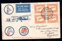 SA 1932 Imperial Airways Capetown to London FFC cover (Plane Delayed) WS19001
