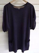 Sussan Women's Purple Knit Top - Size S