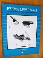 Vintage Chord Solos for Guitar.Vibes and all Keyboard Instruments -A