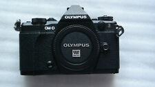 Olympus OM-D e-m5 Mark II cámara digital-negro - 12 meses de garantía