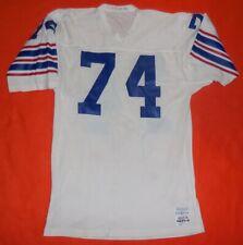 1979-84 Williams Valley High School Game Used Football Jersey, Pennsylvania Rare