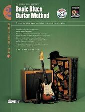 Basic Blues Guitar Method, Bk 2: A Step-by-Step Approach for Learning How to