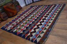 nr 52 Handgewebter VINTAGE Teppich KURDISTAN NOMADEN KILIM KELIM ca 143 x 180