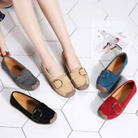 Women's Comfort Pumps Loafers Flats Ladies Moccasins Walking Office Casual Shoes