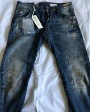 G-STAR RAW ARC 3D Repaired Denim Jeans Men's Tapered/Slim sz. 32Wx32L $279 NWT