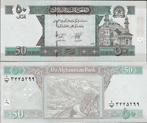 Afghanistan 2004 - 50 Afghanis - Pick 69 UNC