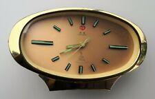 réveil mécanique vintage chic - Space Age Alarm Clock  1970