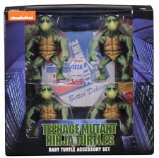NECA Teenage Mutant Ninja Turtles (1990 Movie ) Action Figures (54064) - Multicolored
