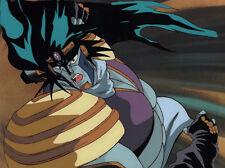 Jojo's Bizarre Adventure Anime Cel Douga Jotaro Stand Star Platinum Attacks 1993