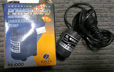 Hailea Powerhead Aquarium Filter HX-1000 + free conditioning block
