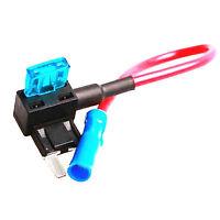 5pcs 12/24V ATM APM Add A Circuit Fuse Tap Piggy MINI Regular Fuse Holder
