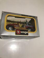 Burago Renegade Jeep CJ -7 Scale 1/24 Mint Boxed