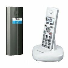 Pentatech TF04 SET Funk-Türsprechanlage mit DECT Telefon, Sprechstelle, Basis, H