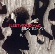 FLEETWOOD MAC - Say You Will [Enhanced](CD 2003) USA First Edition EXC