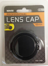 Bower 55mm Snap On Lens Cap for Tamron SP 90mm f/2.8 Di AF Macro Lens