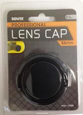 Bower 55mm Snap On Lens Cap f/ Tamron SP 90mm f/2.8 Di AF ,Nikon 18-mm AF-P Lens