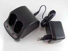 Cargador NI-CD NI-MH para BLACK & DECKER S100, S110; VersaPac VP7221C