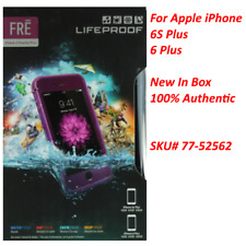 Authentic LifeProof Fre Waterproof Case for iPhone 6S Plus / 6 Plus Purple New