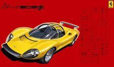 1/24 Fujimi - Ferrari Dino 206 Competizione Plastic Model kit NIB