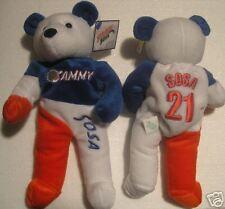 SAMMY SOSA-SALVINO'S BAMMERS-RED, WHITE & BLUE-2000-NWT