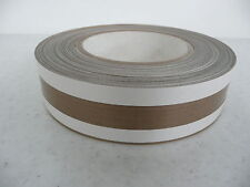 heat /vacuum sealer/packer PTFE glass zone Teflon tape 9/32/9  * per 30 mtr roll