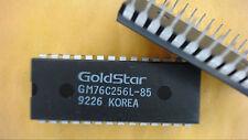 GOLDSTAR GM76C256L-85 28-Pin Dip Orginal IC New Quantity-1
