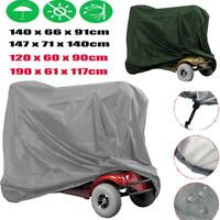 Mobility Scooter Store Cover Wheelchair Waterproof Dust Protection Proof -Option