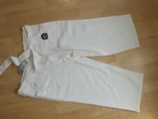 Ladies Linen Capri, Cropped Trousers for Women