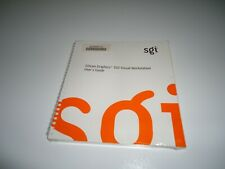 Silicon Graphics SGI Visual Workstation 540 user manual new sealed 49.AB955.001